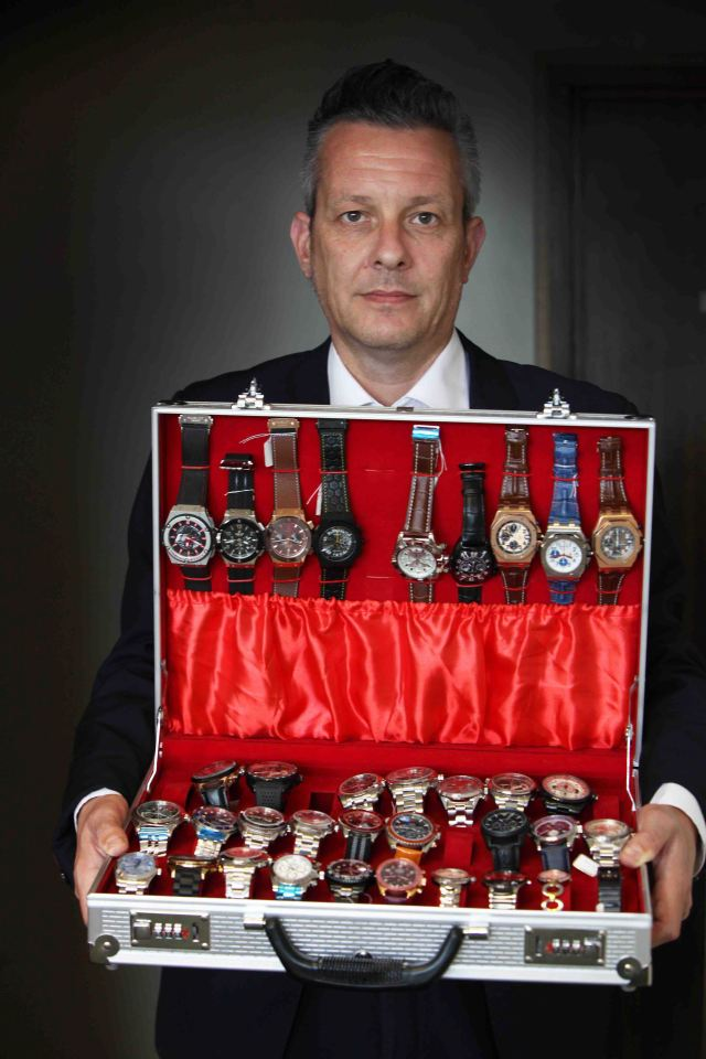Trading Standards sleuths have smashed a fake luxury watch scam on Tyneside.