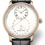 Jaquet Droz Grande Seconde Deadbeat Watch Watch Releases