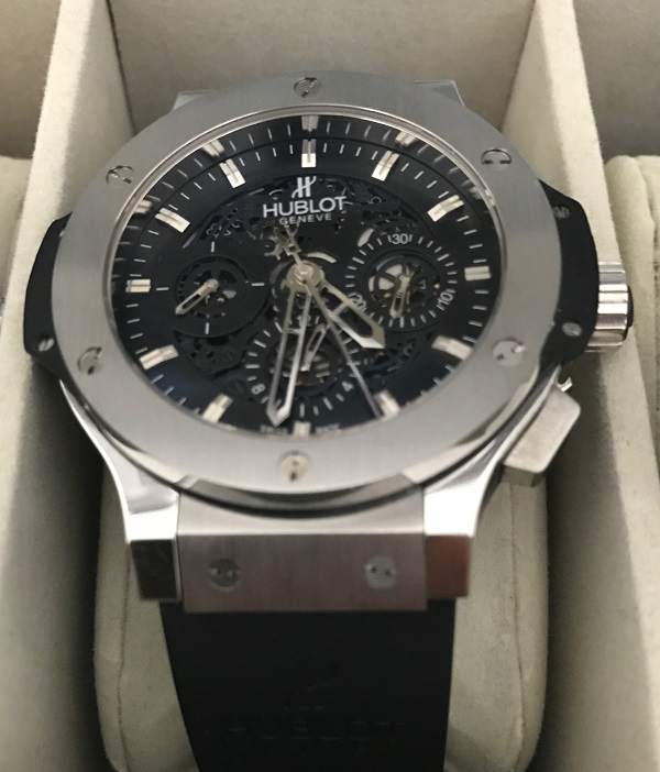 Hublot Aero Big Bang watch