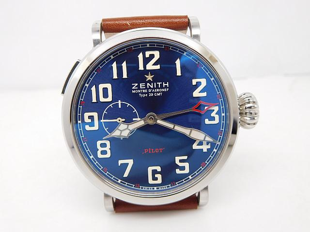 Zenith-Pilot-Montre-Type-20-Replica