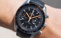 Omega Speedmaster Racing Master Chronometer Watch Review Wrist Time Reviews