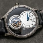 Jaquet Droz Grande Seconde Tourbillon Aventurine Watch Hands-On Hands-On